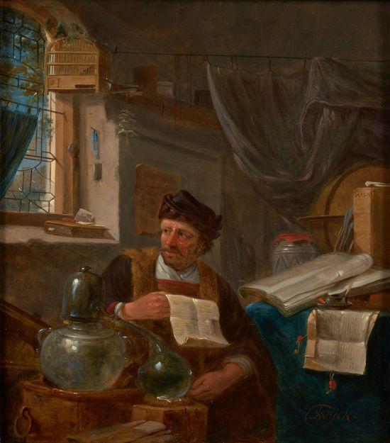 бумажная книга по алхимии на русском