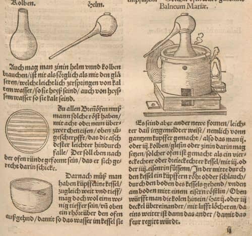 алхимические книги